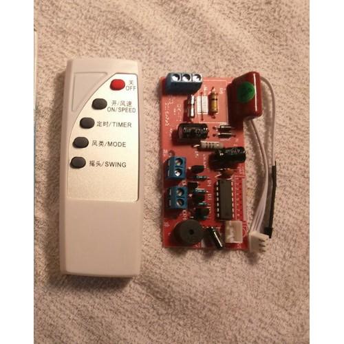 Combo 20 Bộ mạch điều khiển từ xa quạt