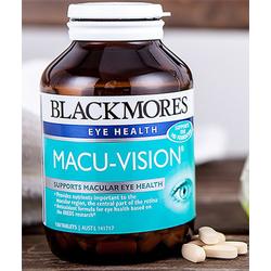 Bill Úc - Viên Uống Bổ Mắt Blackmores Eye Health Macu Vision 125 Viên
