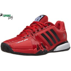 GIày tennis Adidas Novak Pro Clay Red