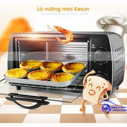 Lò nướng mini kesun 9L