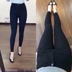 quần kaki thun ôm dạng legging