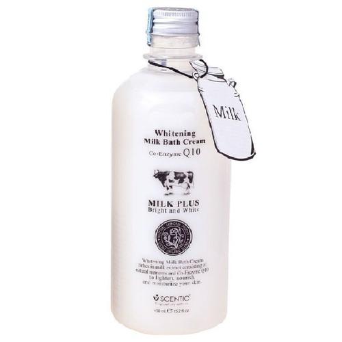 Sữa tắm trắng và trẻ hoá da Beauty Buffet Scentio Milk Plus Whitening