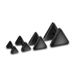 Bông tai nam inox tam giác BT79 dv 2 chiếc