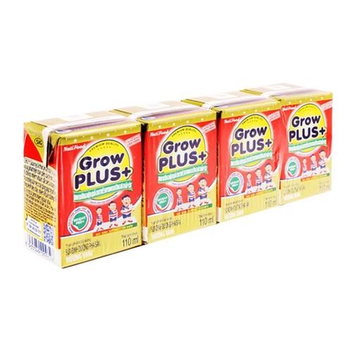Thùng Sữa Bột Pha Sẵn Nuti Grow Plus Đỏ 110ml 48 hộp - 5972688 , 10066249 , 15_10066249 , 300000 , Thung-Sua-Bot-Pha-San-Nuti-Grow-Plus-Do-110ml-48-hop-15_10066249 , sendo.vn , Thùng Sữa Bột Pha Sẵn Nuti Grow Plus Đỏ 110ml 48 hộp