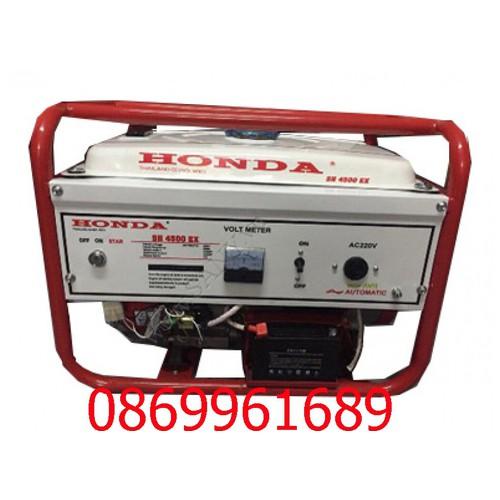 Máy phát điện Honda 3kw  SH 4500E + AVR - 10621293 , 10057869 , 15_10057869 , 9560000 , May-phat-dien-Honda-3kw-SH-4500E-AVR-15_10057869 , sendo.vn , Máy phát điện Honda 3kw  SH 4500E + AVR