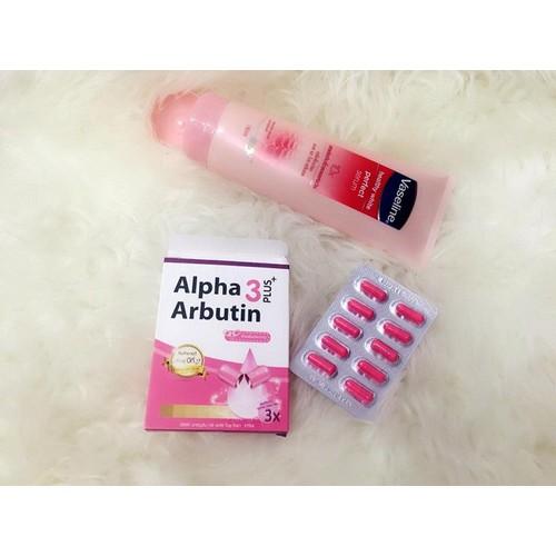 Viên kích trắng Alpha arbutin 3 plus+ - 5972238 , 10066056 , 15_10066056 , 74000 , Vien-kich-trang-Alpha-arbutin-3-plus-15_10066056 , sendo.vn , Viên kích trắng Alpha arbutin 3 plus+