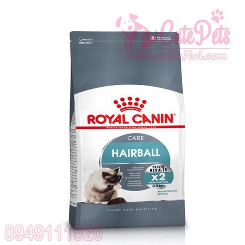 RoyalCanin Intense Hairball 400g - Thức ăn tiêu lông cho mèo