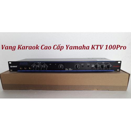 Mixer Karaoke Yamaha KTV -100Pro