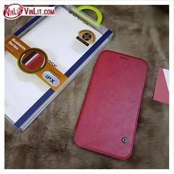 Ốp lưng Iphone X Bao da G-case hàng tốt nhét card