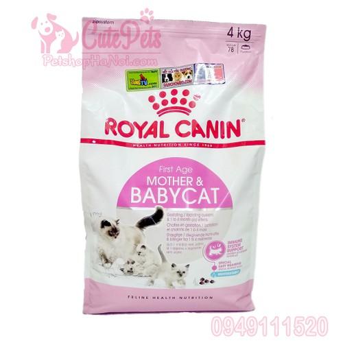 ? Thức ăn mèo con Canin BabyCat 34 400g - CutePets