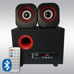 LOA vi tính Bluetooth RUIZU 2800U-BA đen