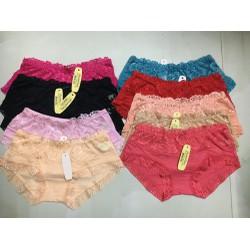 CHUYÊN SỈ: 10 quần lót cotton ren cực đẹp cho bé và người lớn 30-45kg