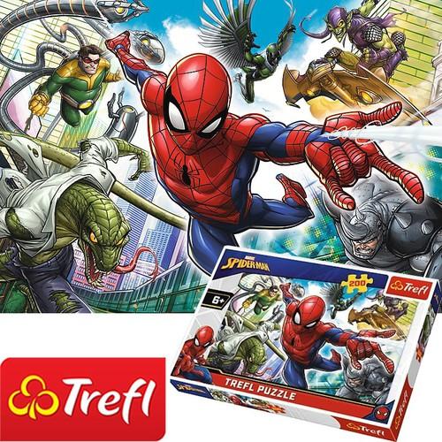 Tranh ghép hình chính hãng TREFL 13235-200 mảnh Marvel Spoderman