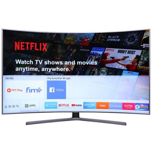 Mới Nhất Smart Tivi Samsung 4k 55 Inch Ua55nu7100 Kèm Khuyến Mãi