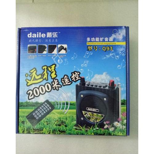 Loa Chuyên Bâỹ Chim Daile Q93 cao cấp điều khiển 200m - 5986453 , 10083670 , 15_10083670 , 720000 , Loa-Chuyen-Bay-Chim-Daile-Q93-cao-cap-dieu-khien-200m-15_10083670 , sendo.vn , Loa Chuyên Bâỹ Chim Daile Q93 cao cấp điều khiển 200m