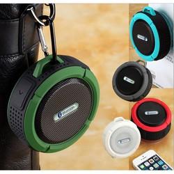 Loa Bluetooth mini có Đế hít C6