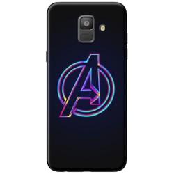Ốp lưng Samsung A6 2018 Avengers A