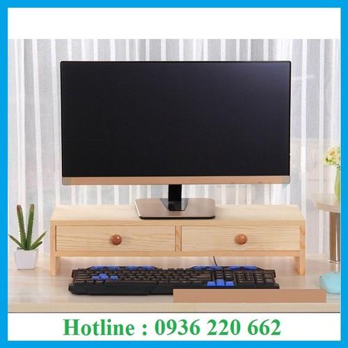 Kệ gỗ để màn hình - 5030534 , 10072859 , 15_10072859 , 500000 , Ke-go-de-man-hinh-15_10072859 , sendo.vn , Kệ gỗ để màn hình