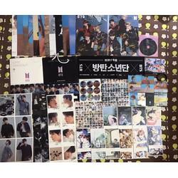 Combo photobook Bts Tear 1 CD
