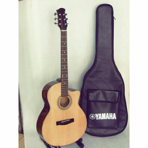 Đàn Guitar Acoustic Gỗ Hồng Đào - 5975096 , 10069012 , 15_10069012 , 1000000 , Dan-Guitar-Acoustic-Go-Hong-Dao-15_10069012 , sendo.vn , Đàn Guitar Acoustic Gỗ Hồng Đào
