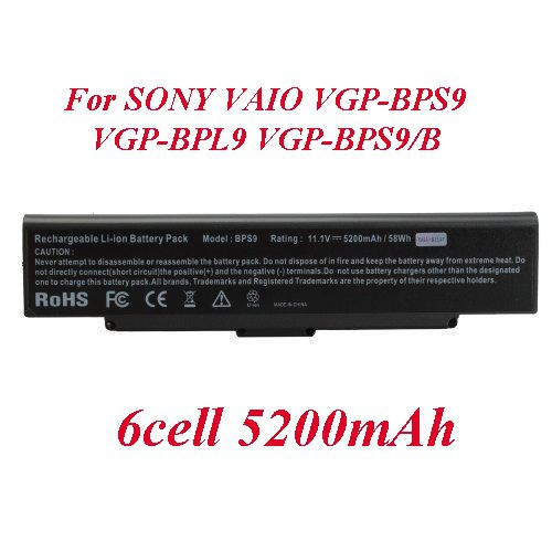 Pin laptop Sony Vaio VGP-BPS9 Vaio VGN-NR 6cell hàng zin - 5976219 , 10070236 , 15_10070236 , 550000 , Pin-laptop-Sony-Vaio-VGP-BPS9-Vaio-VGN-NR-6cell-hang-zin-15_10070236 , sendo.vn , Pin laptop Sony Vaio VGP-BPS9 Vaio VGN-NR 6cell hàng zin