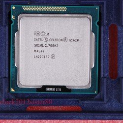 Intel Celeron Processor G1620