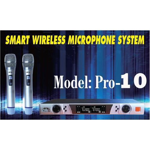 Micro Ana Pro10 Không Dây Tiếng Sáng Chuyên Nghiệp - 5977742 , 10072311 , 15_10072311 , 5390000 , Micro-Ana-Pro10-Khong-Day-Tieng-Sang-Chuyen-Nghiep-15_10072311 , sendo.vn , Micro Ana Pro10 Không Dây Tiếng Sáng Chuyên Nghiệp