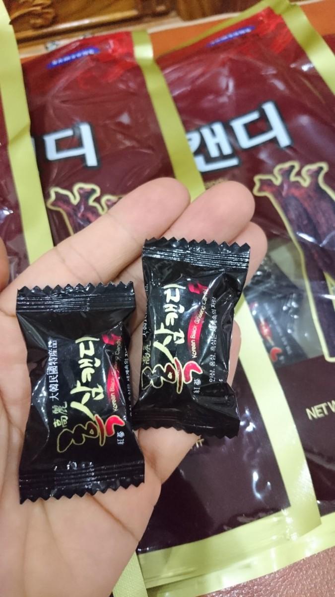 kẹo hắc sâm 300g 2