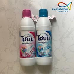 Nước tẩy quần áo trắng Hygiene 600ml_Thái Lan
