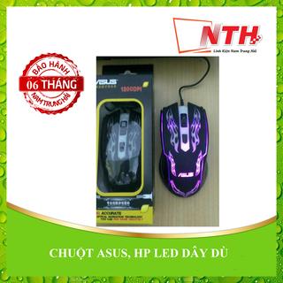 CHUỘT ASUS, HP LED DÂY DÙ - CHUỘT LED DÂY DÙ thumbnail
