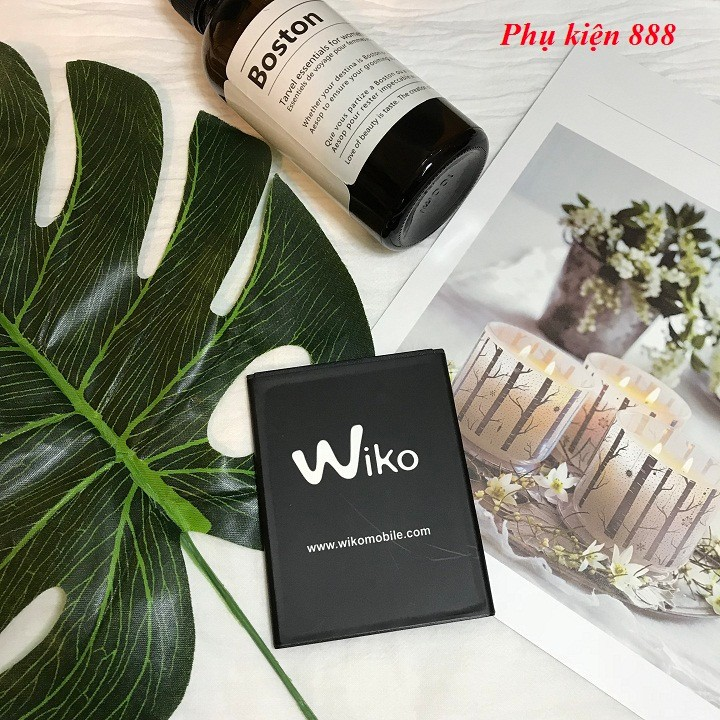 Pin điện thoại Wiko Robby 2500mah 1