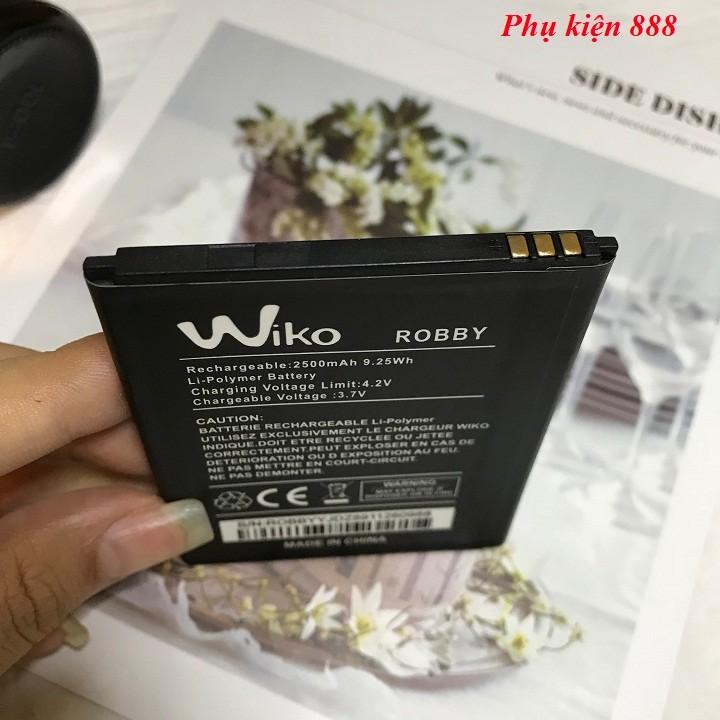 Pin điện thoại Wiko Robby 2500mah 2