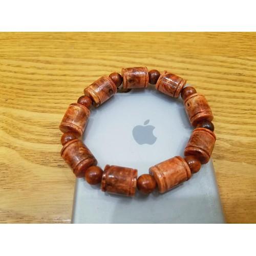 vòng tay gỗ nu huyết long 12 ly - 5030707 , 10084377 , 15_10084377 , 198000 , vong-tay-go-nu-huyet-long-12-ly-15_10084377 , sendo.vn , vòng tay gỗ nu huyết long 12 ly