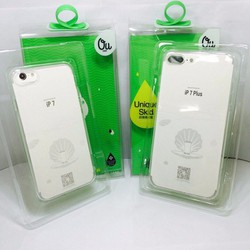 ỐP LƯNG DẺO TRONG SUỐT OUCASE IPHONE 5S