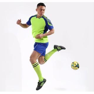 Bộ quần áo thể thao nam màu xanh lá - BTT01 thumbnail