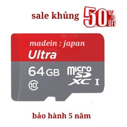 thẻ nhớ 64GB sỉ lẻ giá rẻ nhất việt