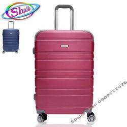 vali nhựa du lịch Vân Đôi  24inch duoble