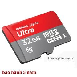 thẻ nhớ 32GB sỉ lẻ giá rẻ nhất việt nam
