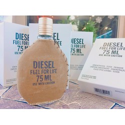 NƯỚC HOA DIESELL FUEL FOR LIFE HOMME