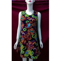 Đầm thun mặc mát mùa hè