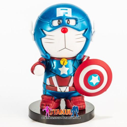 Mô Hình Doraemon Captain