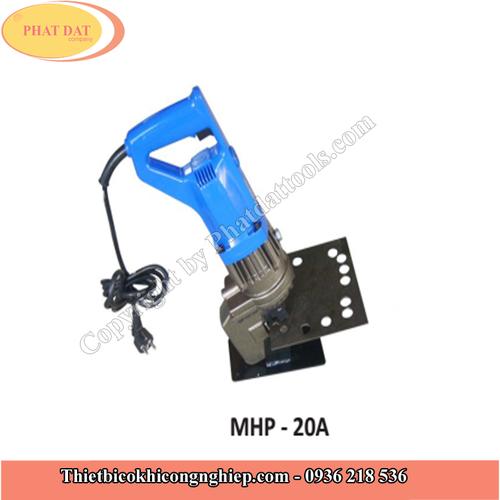 Máy đột lỗ  thủy lực  chạy điện cầm tay MHP20 - 5990089 , 10086762 , 15_10086762 , 15000000 , May-dot-lo-thuy-luc-chay-dien-cam-tay-MHP20-15_10086762 , sendo.vn , Máy đột lỗ  thủy lực  chạy điện cầm tay MHP20