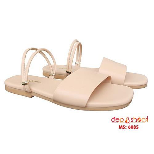 Giày sandal nữ đế bệt quai ngang hậu dây mảnh size 33 đến 43 - 5997184 , 10093850 , 15_10093850 , 239000 , Giay-sandal-nu-de-bet-quai-ngang-hau-day-manh-size-33-den-43-15_10093850 , sendo.vn , Giày sandal nữ đế bệt quai ngang hậu dây mảnh size 33 đến 43