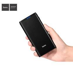 Pin Sạc dự phòng 2 cổng USB hiệu HOCO QUICK CHARGE J2 10000 mAh