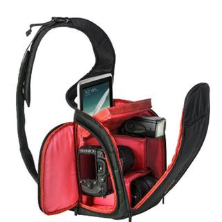 balo máy ảnh đeo chéo - balo máy ảnh đeo lệch vai - Nh9445 thumbnail