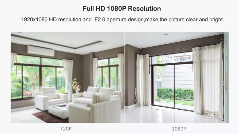 Camera Wifi Không Dây Energreen Cảm Biến Theo Người 1080P 4