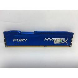 Kingston HyperX Fury Blue - DDR3 - 4GB - Bus 1866Mhz