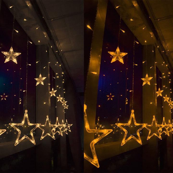 Đèn nháy trang trí hình ngôi sao 3