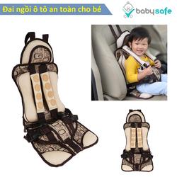 Đai an toàn cho bé trên ô tô - Đai ngồi ô tô cho bé – Ghế ngồi ô tô