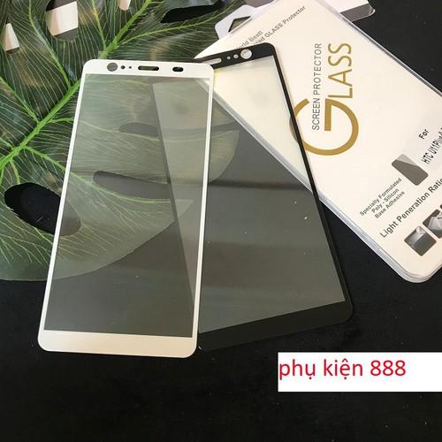 Miếng dán kính cường lực HTC U11 Plus Full màn Glass - 5992496 , 10089315 , 15_10089315 , 119000 , Mieng-dan-kinh-cuong-luc-HTC-U11-Plus-Full-man-Glass-15_10089315 , sendo.vn , Miếng dán kính cường lực HTC U11 Plus Full màn Glass